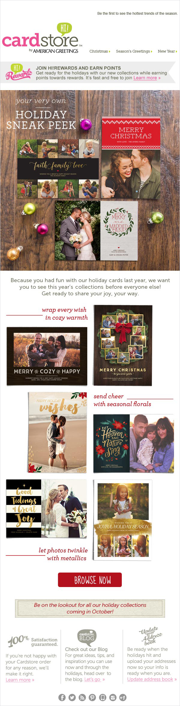 Jessica Buse Cardstore Emails